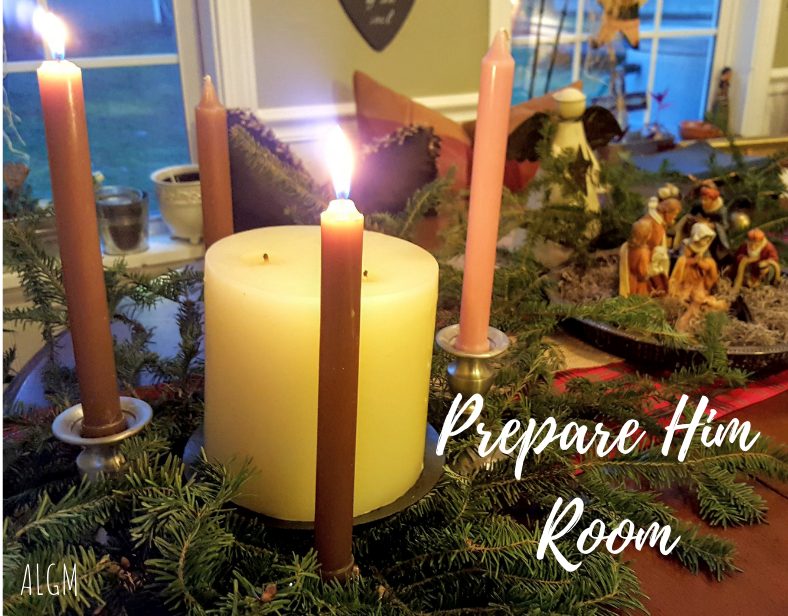 Preparing for Peace {Meditations on the Second Sunday of Advent}