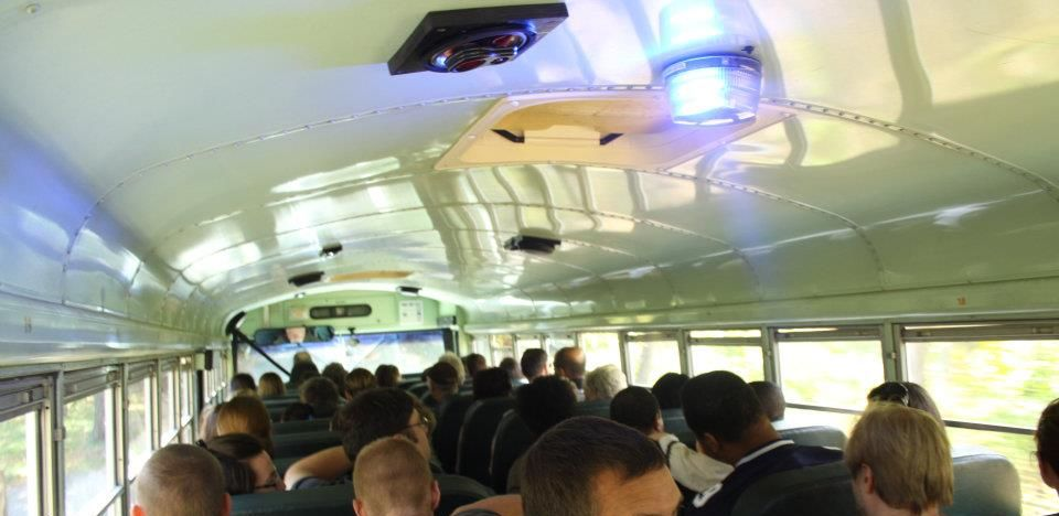 """A Calling to the """"Back of the Bus""""?"""