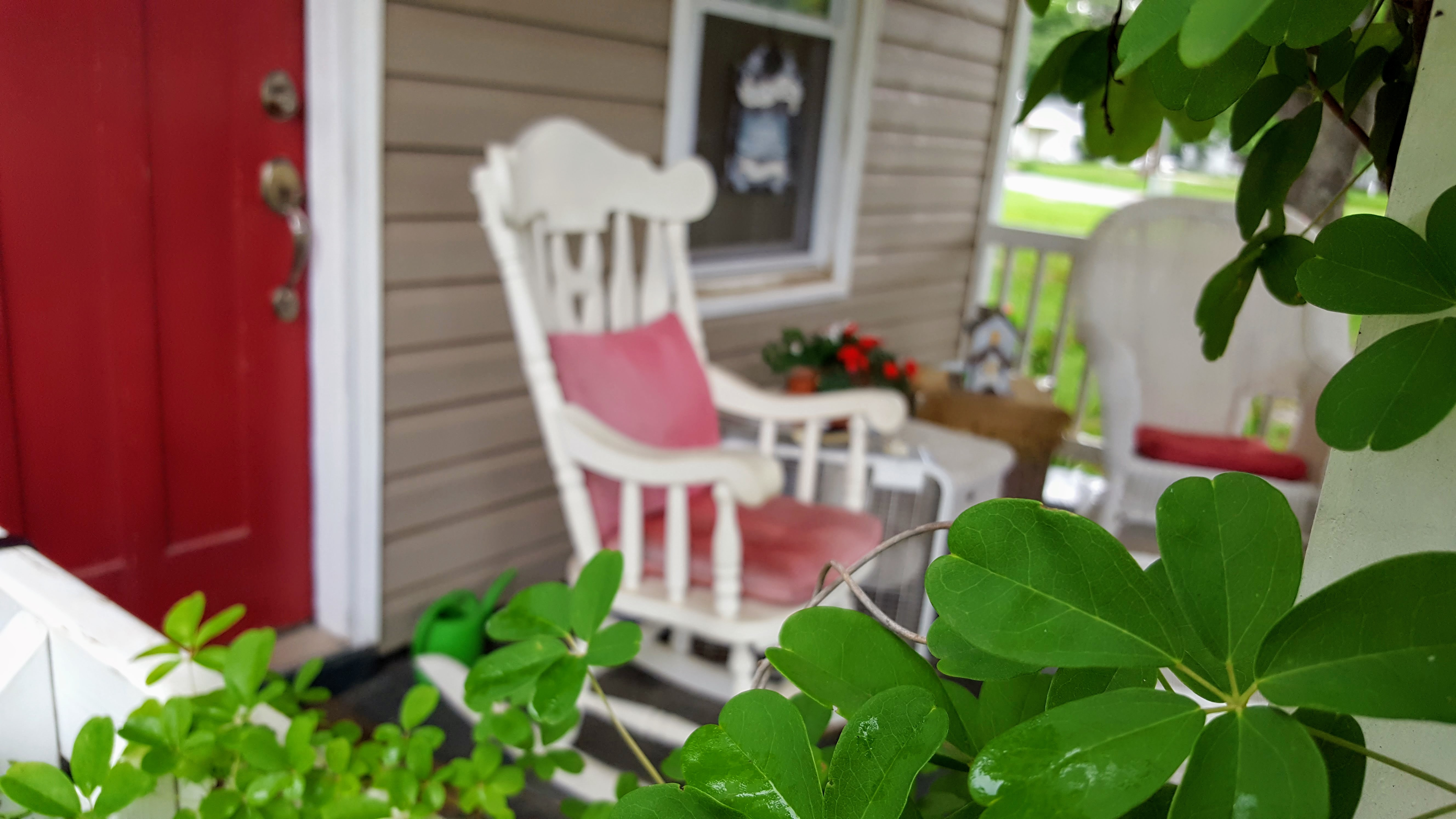 A Knock on the Door ~ Stories from our Front Porch