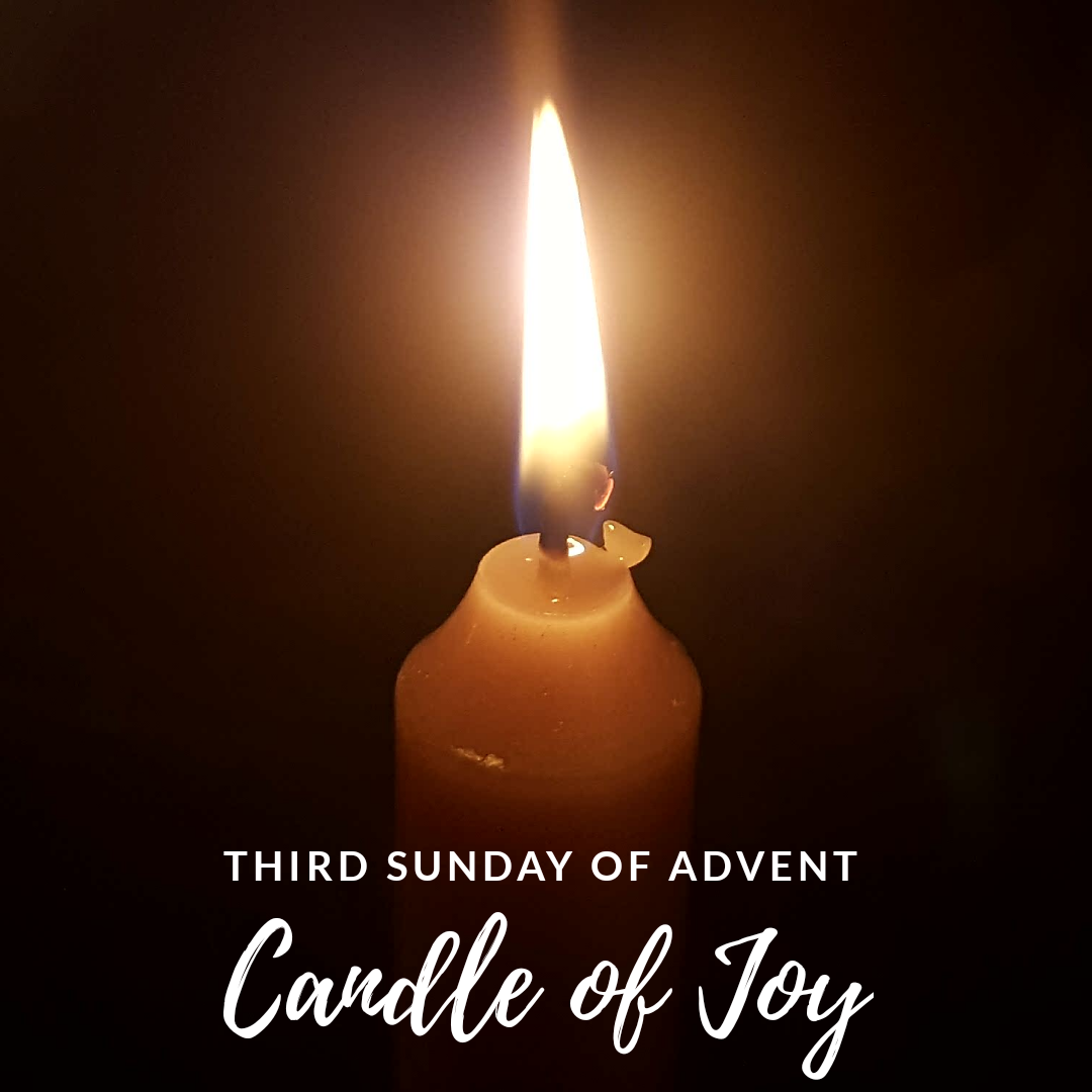 Looking for Joy {Meditations on the Third Sunday of Advent}