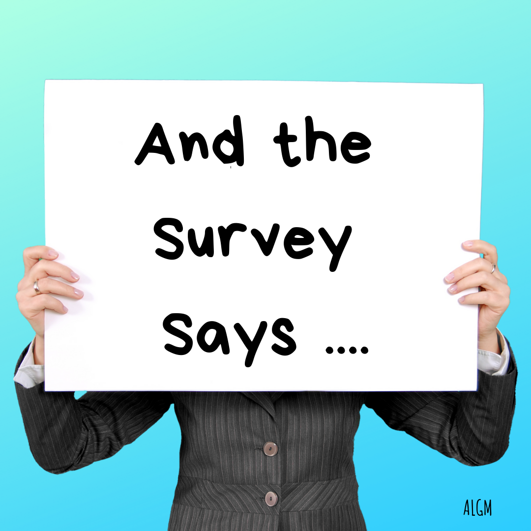 Inquiring Minds Want to Know {A Very Short Reader Survey}